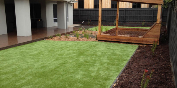 Daybed turf