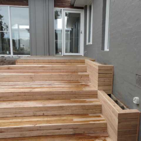 Kardinia Lanscape Constructions: Stairs & Steps
