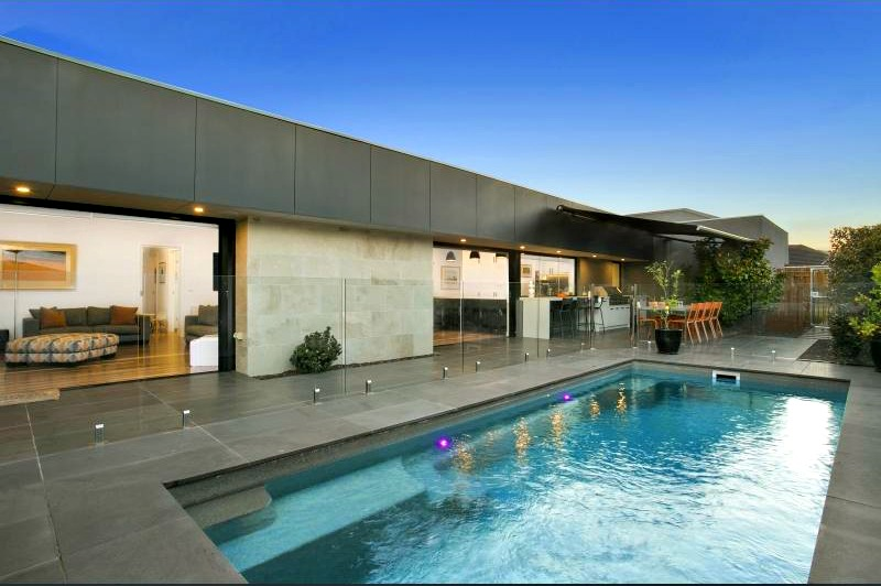 Pool Landscaping Geelong Paving | Surrounds | Decks